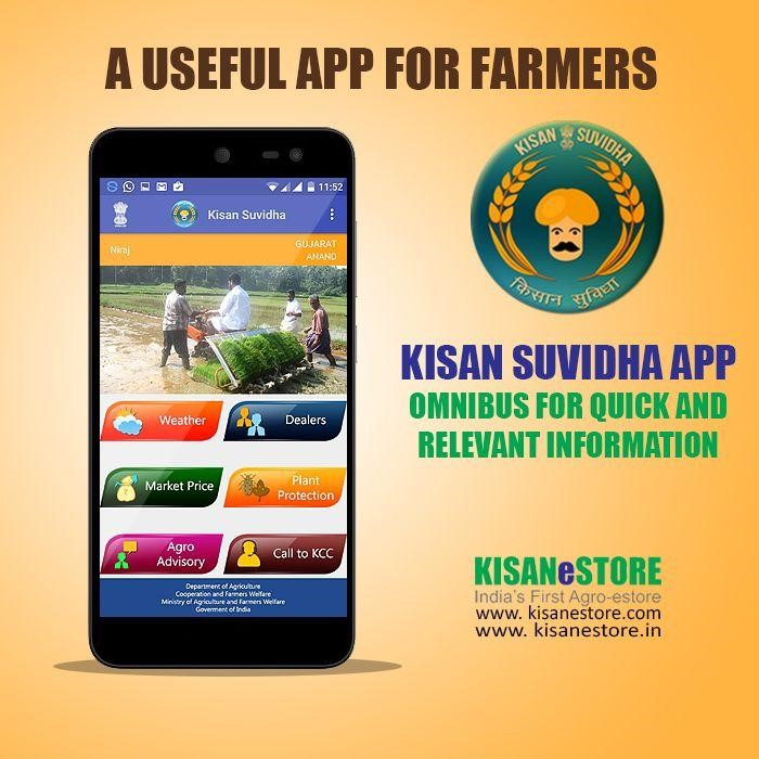 Top 3 Agri Apps released by Government of India | That you