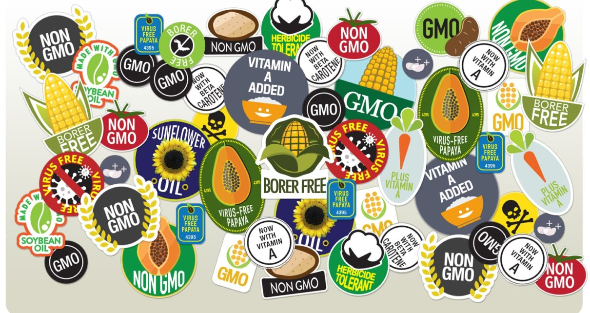 GM crops - technology needed