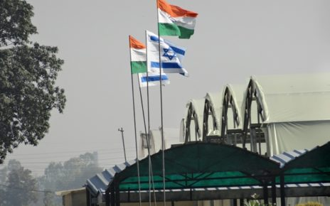 India Israel relationship in Agriculture - centre of excellence in haryana