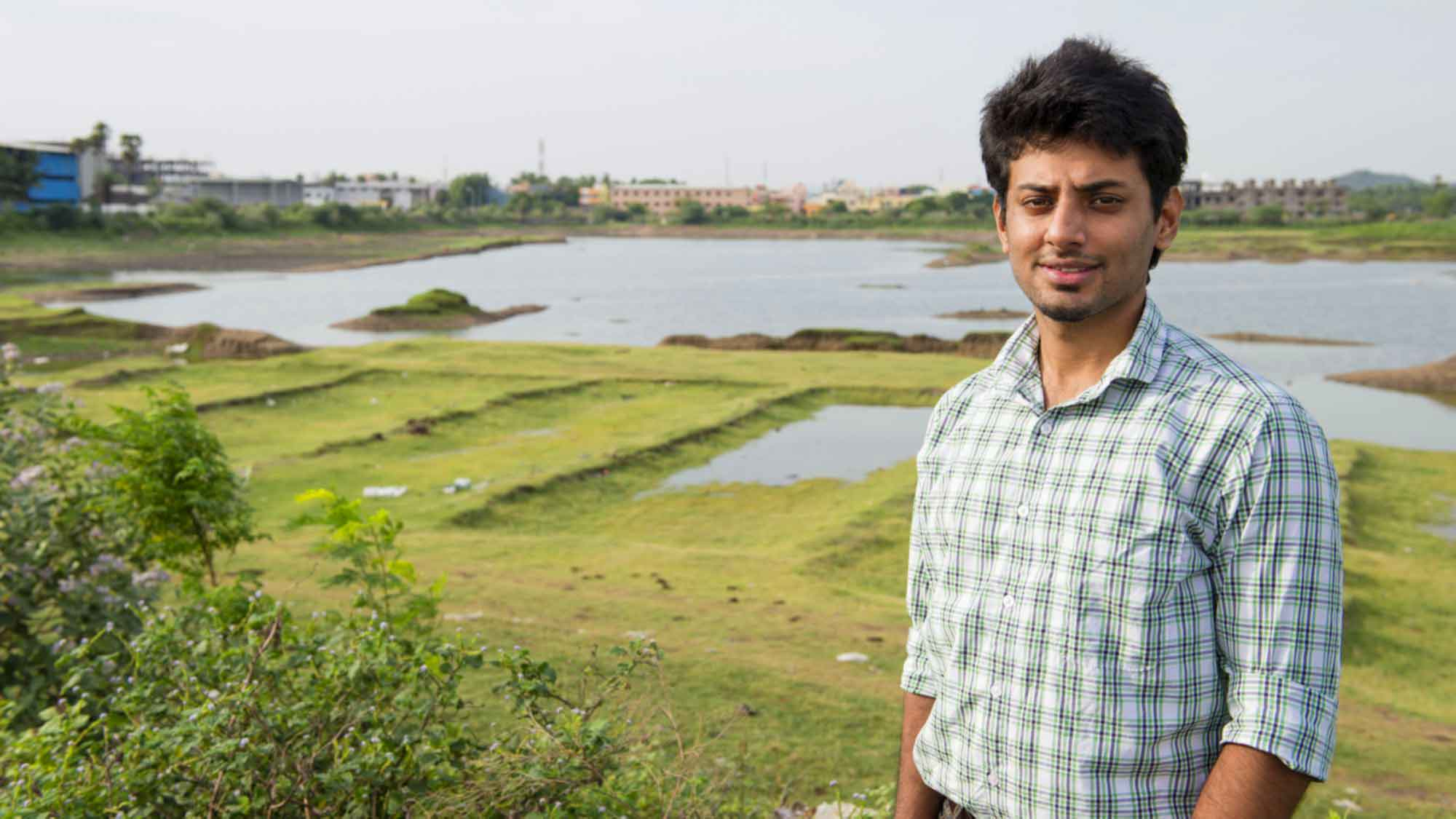 Interview with EFI founder Arun