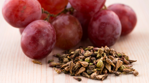 Grape seed as alternative to meat preservation