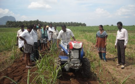 Involvement of all agriculture stakeholders in India