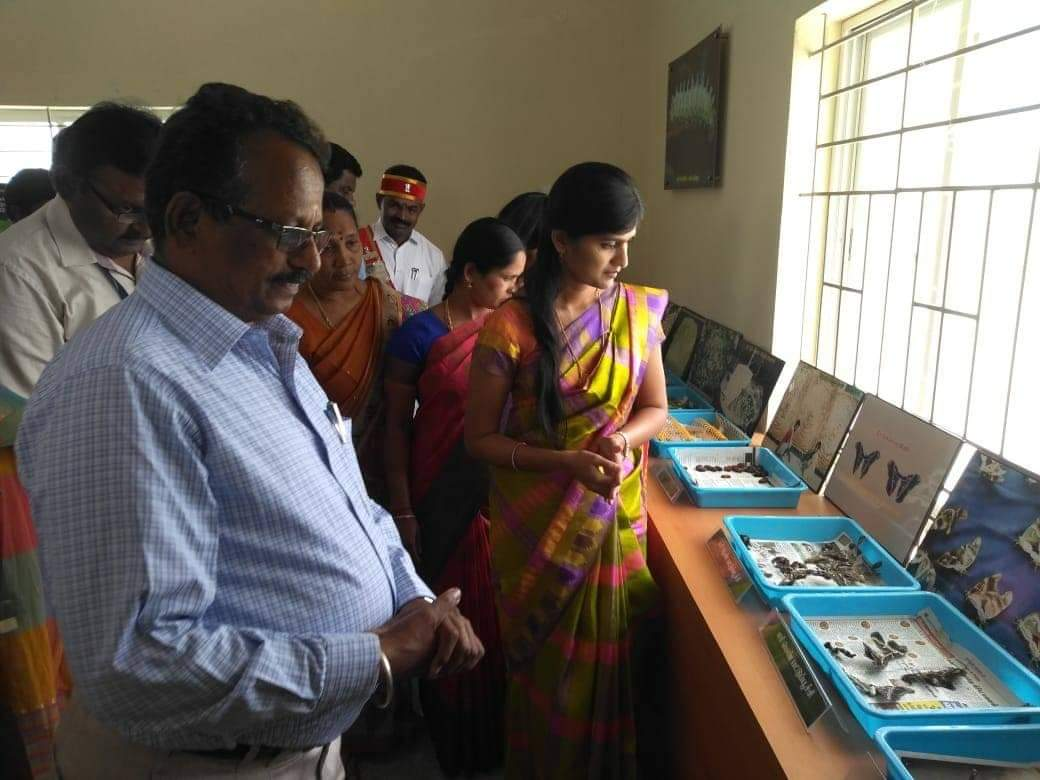 Sericulture tourism in tamilnadu timings and fees