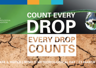 World Meteorological Day focus on Climate Change and Water